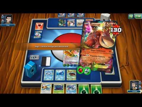 Sin títuloPokemon Trading Card Game Online gameplay #22 ABRIENDO UN SOBRE DE CARTAS!!!