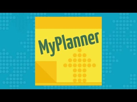 Introducing MyPlanner
