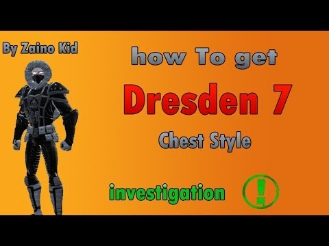 DCUO | How To Get Dresden 7 Chest Brefings