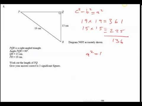 11x-Ma3 - Homework - Pythagoras - 02/10/13 - Q5