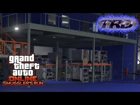 GTA Online - Smuggler's Run - Selling Full Cargo