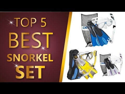 Best Snorkel Set 2018