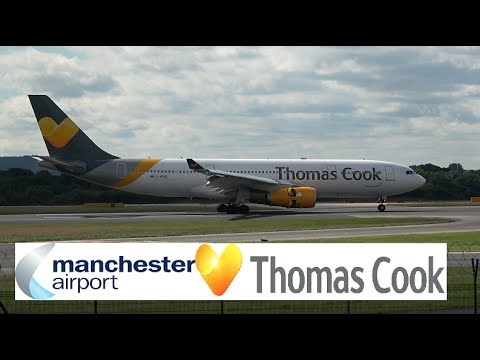 Thomas Cook Airlines Flight 2915 (Varaderoto Manchester)