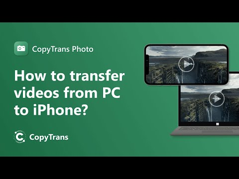 How to transfer videos to iPhone and iPad without iTunes