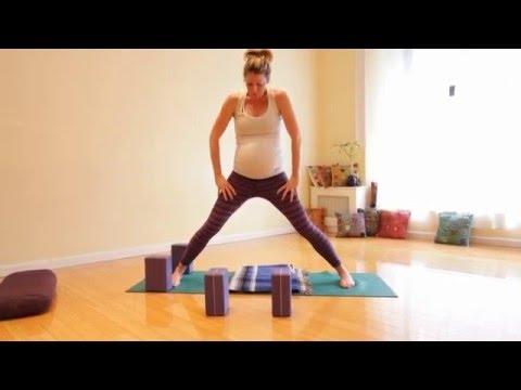 PRENATAL YOGA: Hip Opening Poses | Prenatal Yoga Center | Deb Flashenberg