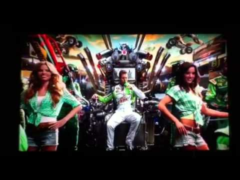 Ultimate Mountain Dew commercial Dale Jr