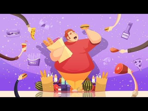 7 Natural Ways for How to Stop Overeating | Binge Eating