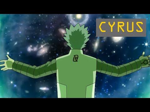 Pokemon - Diamond and Pearl - Team Galactic - Cyrus