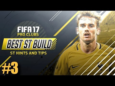 Fifa 17 Pro Clubs Tips | How to Play Striker