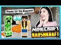 A FRIENDLY CREEPER HELPED ME FIND DIAMONDS! - Minecraft Survival: KaoshKraft SMP 3 - EP 89