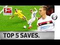 Bernd Leno Top 5 Saves Of 201617 So Far