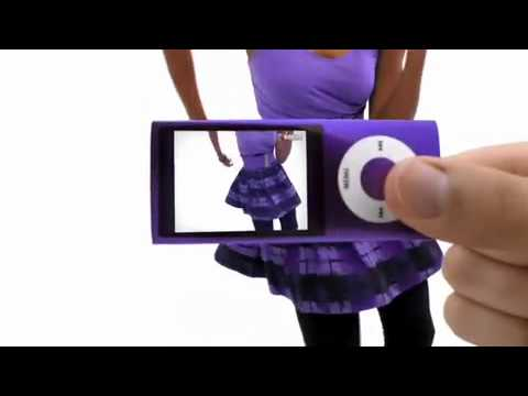 iPod Nano 5th Generation Commercial