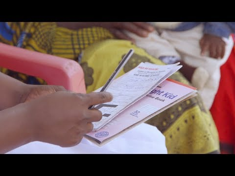 How to Complete an Immunization Card