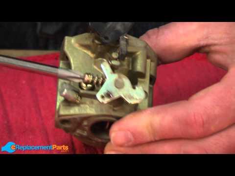 How to Fix a Lawn Mower Carburetor