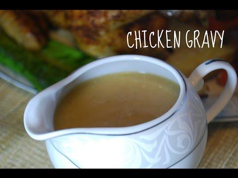 Chicken Gravy from Drippings