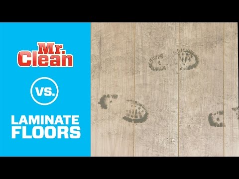 How to Clean Laminate Floors | Mr. Clean®