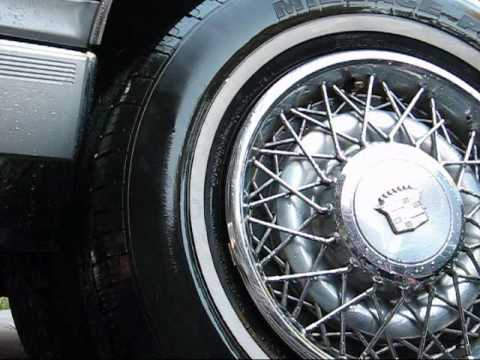 HOW TO- Clean/detail White Wall Tires