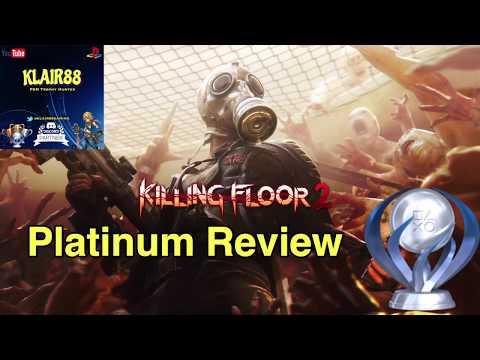 Killing Floor 2 - Platinum Review - PS4