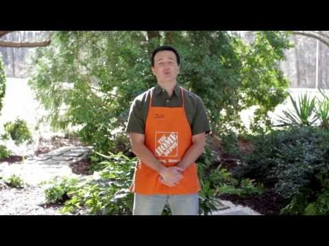 Home Depot How To Build a Paver Path