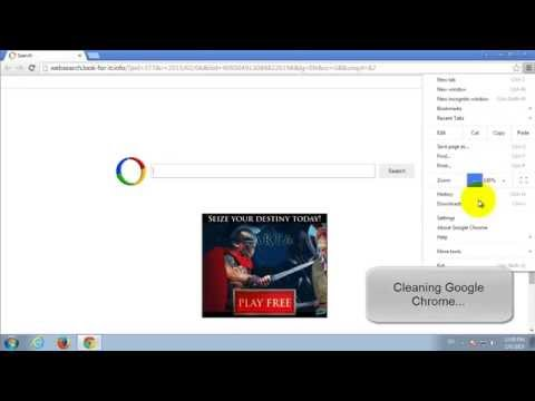 How to remove Websearch.look-for-it.info (Chrome, Firefox, IE)