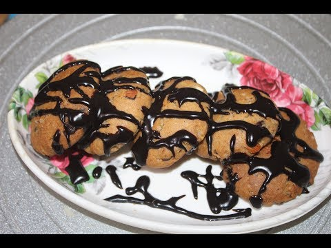 Make Chocolate Chip Cookies at Home With Microwave Oven | Easy Recipe | Desi Zaiqa