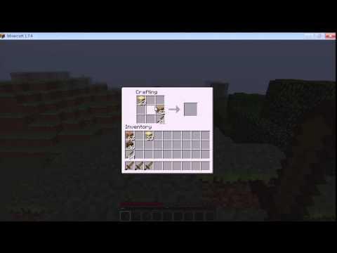 Wooden Sword Minecraft