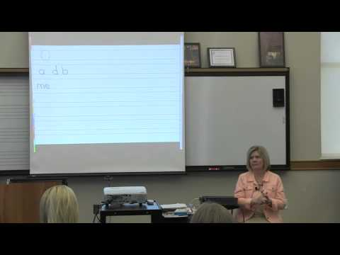 Linda Strong Teaching Young Children to Read and Write