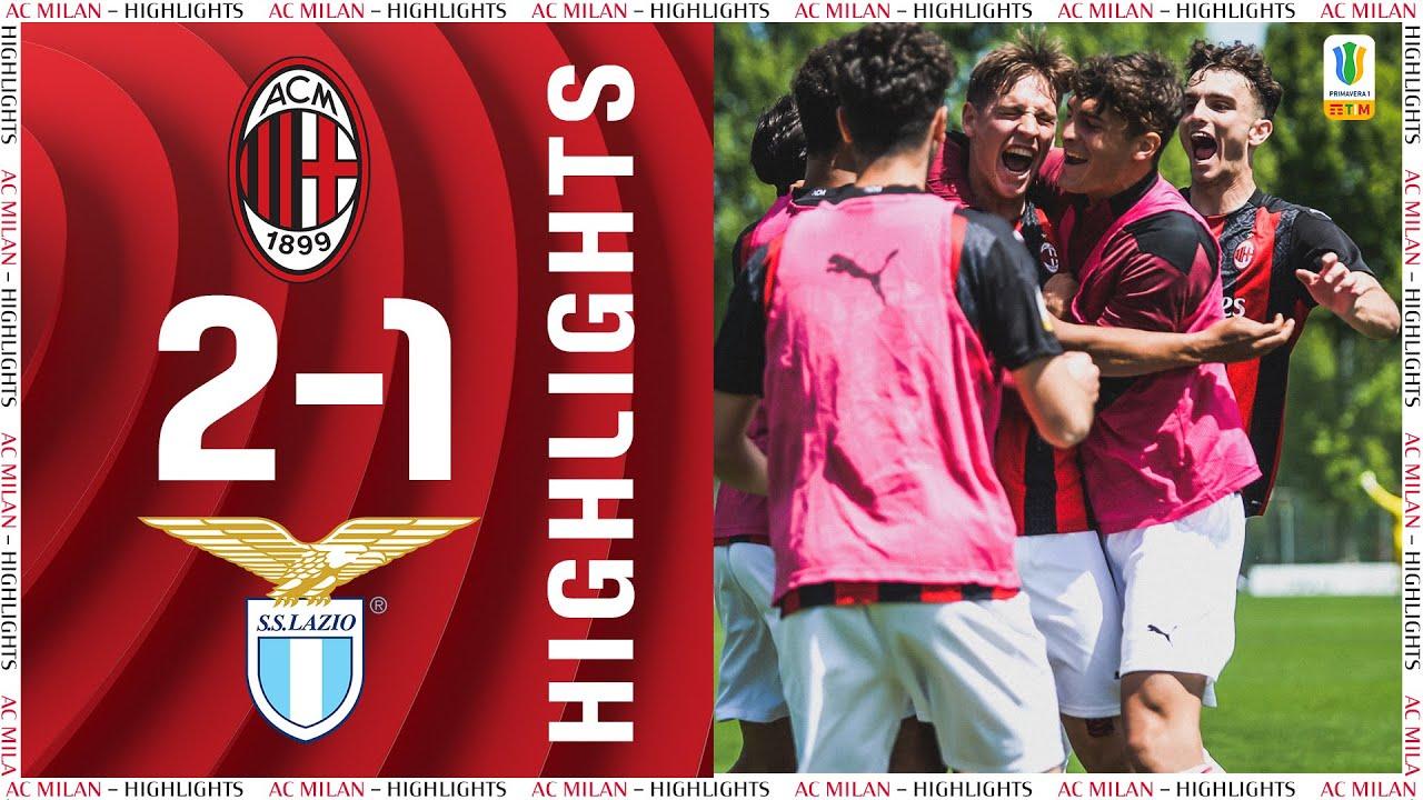 Highlights | AC Milan Primavera 2-1 Lazio | Matchday 22 Primavera 1 TIM
