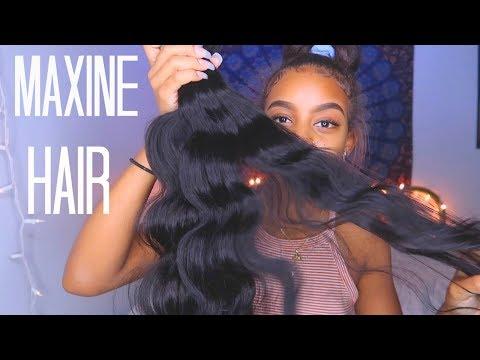 Beautiful Brazilian Body Wave Hair | Maxine Hair Review
