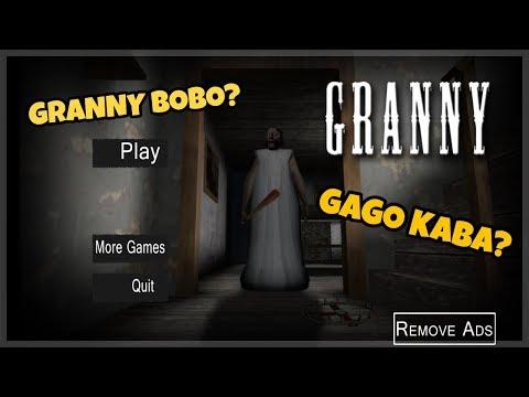 I ESCAPED GRANNY'S HOUSE!!! Taglish Granny Horror Game #1