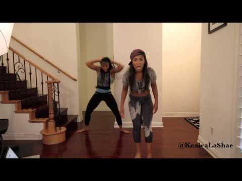 Dancehall Workout BURN OVER 500 Calories (@KeairaLaShae)