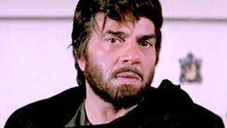 Chunky, Moushumi, Dharmendra, Shatrughan Sinha, Aag Hi Aag - Scene 12/18