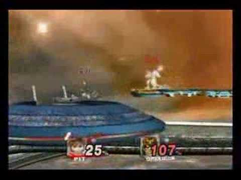 Super Smash Bros. Brawl - Unlocking Captian Falcon