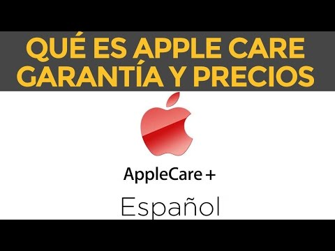 Qué es AppleCare, ampliar la garantía, cobertura del iPhone y iPad Apple Care