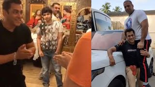 Salman Khan Personal Videos With His Family Will Melt Your Heart