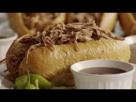 How to Make French Dip Sandwiches | Beef Recipes | Allrecipes.com