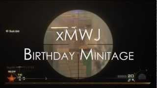 Xmwj | Minitage #2