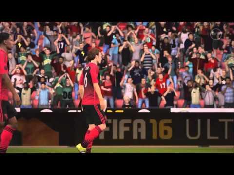 FIFA 16 - FUT ZLATAN!! Champions Cup Round 1