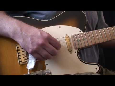 Guitar Lesson: How to make your guitar sound like a banjo