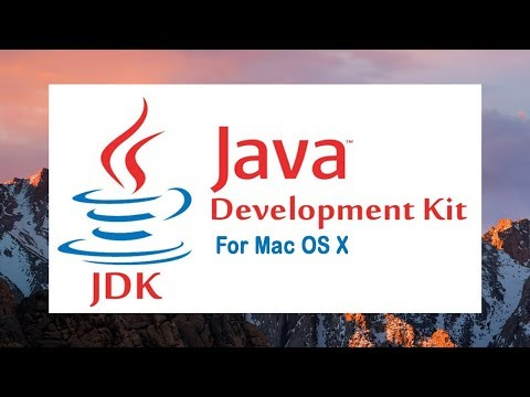 How To Install Java Development Kit (JDK) On Mac OS X Simple & Easy Process