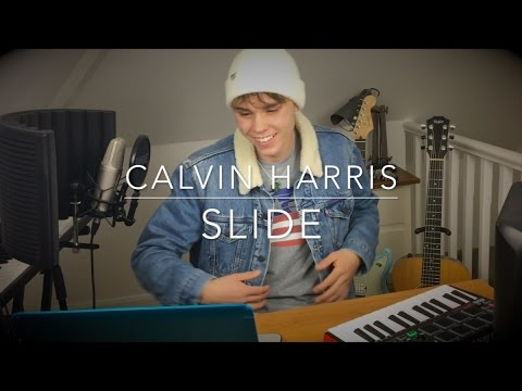 Calvin Harris, Frank Ocean & Migos - Slide - Cover/Remix (Lyrics and Chords