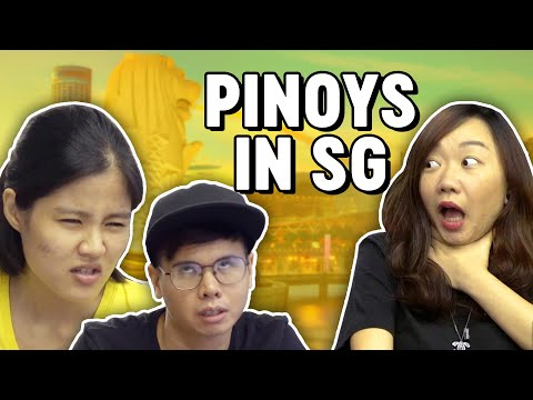 When Filipinos Go To Singapore