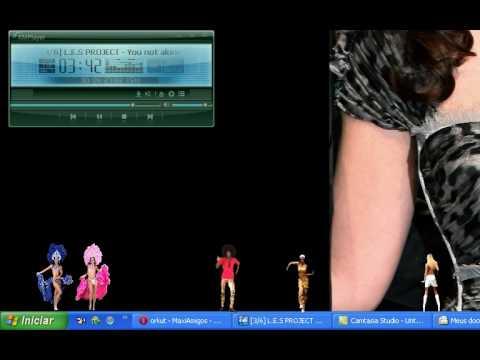 Desktop dancer download.