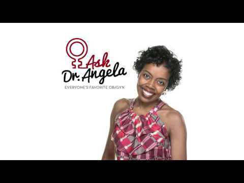Ask Dr. Angela - Help...I lost my tampon - Episode 94