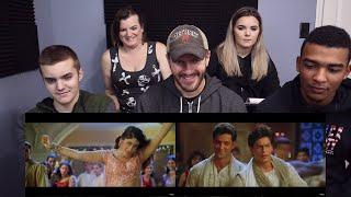 Bole Chudiyan Video REACTION! | Amitabh | Shah Rukh Khan | Kareena Kapoor | Hrithik Roshan