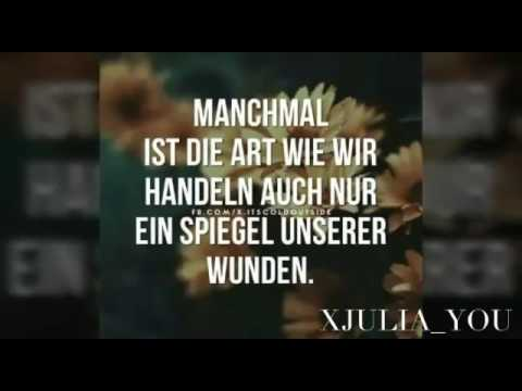 Traurige Und Nachdenkliche Deutsche Und Englische Sprüche
