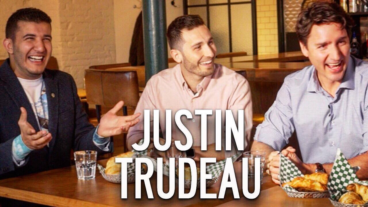 JUSTIN TRUDEAU teaches YOU how to be a BETTER MAN (Interview) | Yes Theory