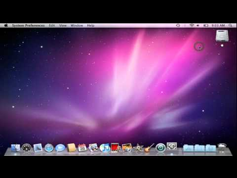 How to Change the Date & Time in Mac OS X