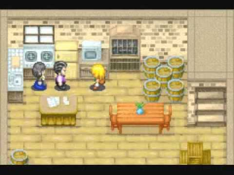Harvest Moon More friends of Mineral town cliff all events but the marriage of hearts