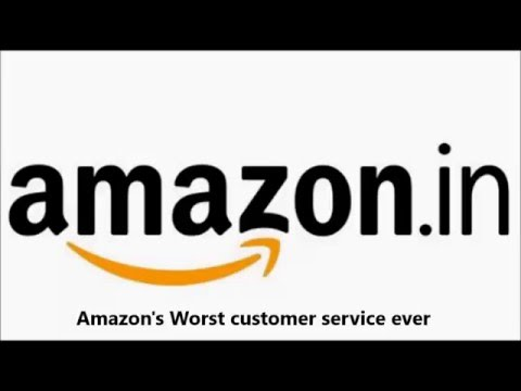 Amazon worst customer service call ever.